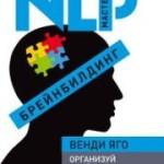 Яго В. Брейнбилдинг. <br>Организуй свой мозг с помощью НЛП